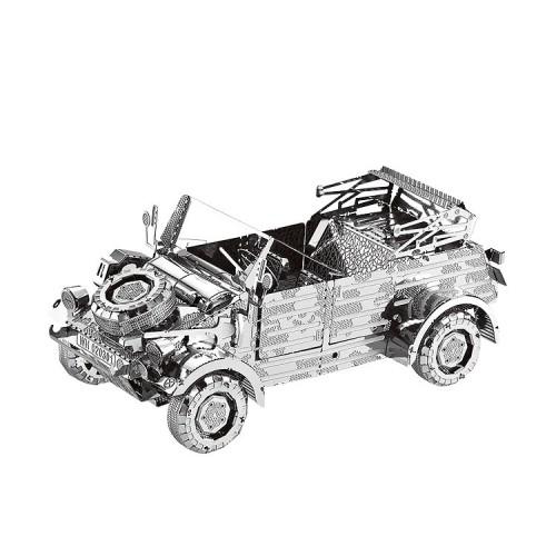 """3D ocelová skládačka CAT Motor Grader """"Srovnávač"""""""