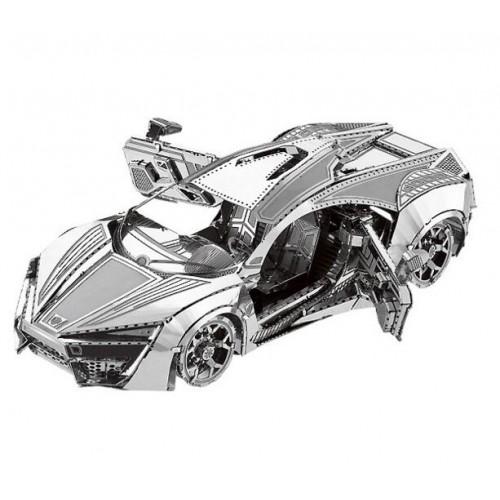 3D ocelová skládačka Volkswagen Kübelwagen
