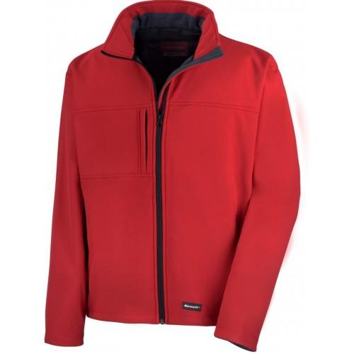 3 vrstvá pánská softshellová bunda FREE - Červená
