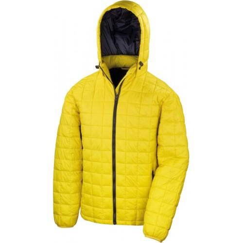 Prošívaná bunda RAX - Žlutá