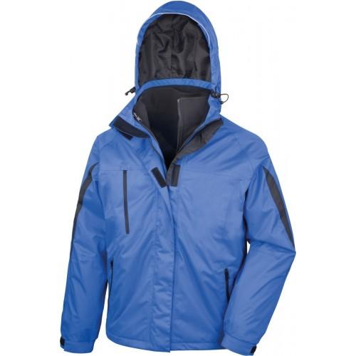Pánská bunda 3v1 - Royal modrá