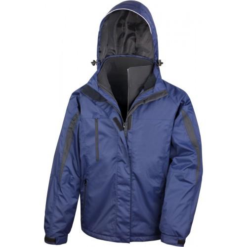 Pánská bunda 3v1 - Navy modrá