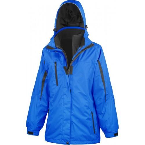 Dámská bunda 3v1 - Royal modrá