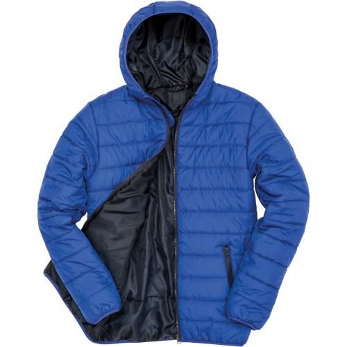 Prošívaná bunda RM - Royal modrá
