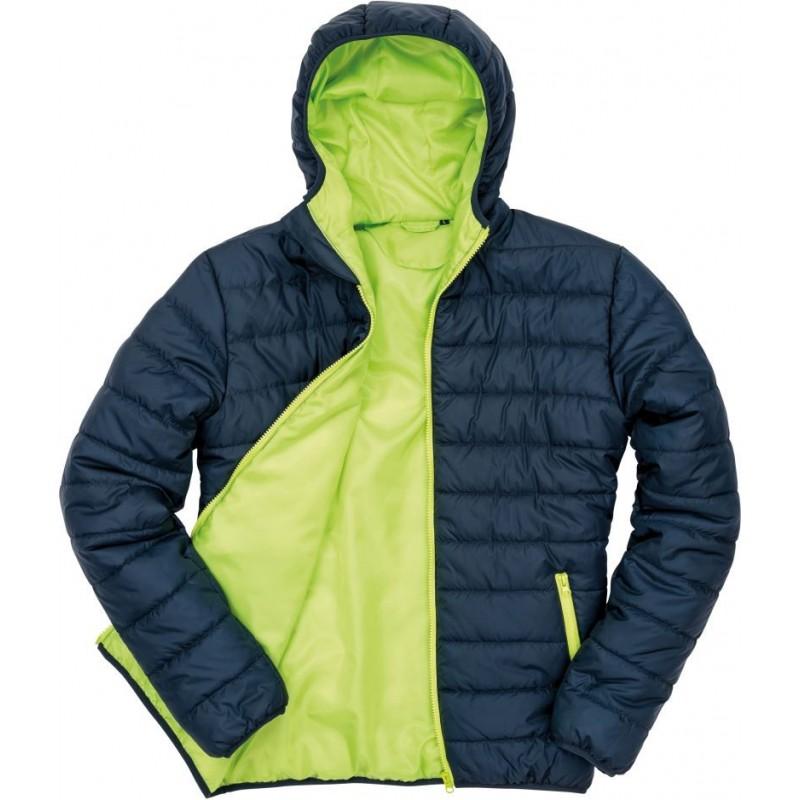 Prošívaná bunda RM - Zelená