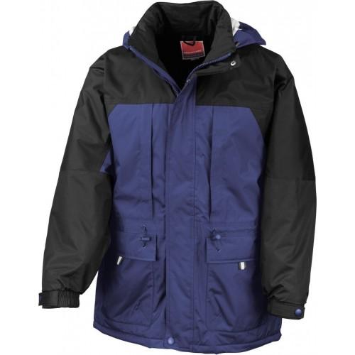 Multifunkční zimní bunda - Royal modrá