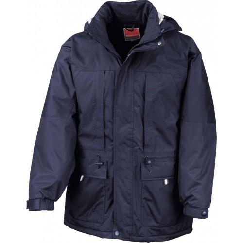 Multifunkční zimní bunda - Navy modrá