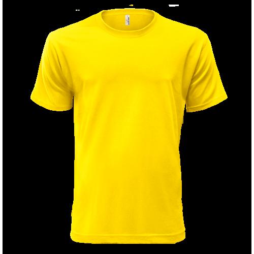 Unisex Tričko Classic AF - Žlutý