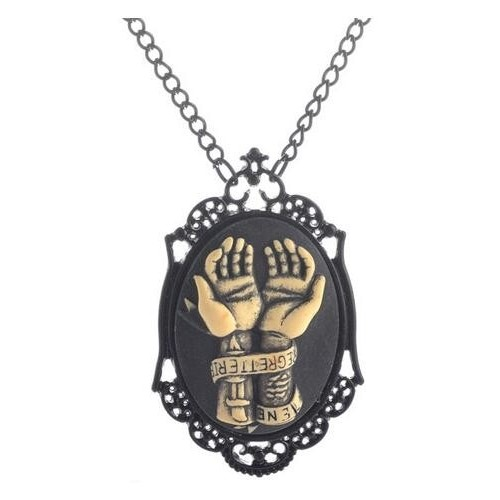 SteamPunk náhrdelník Boogeyman
