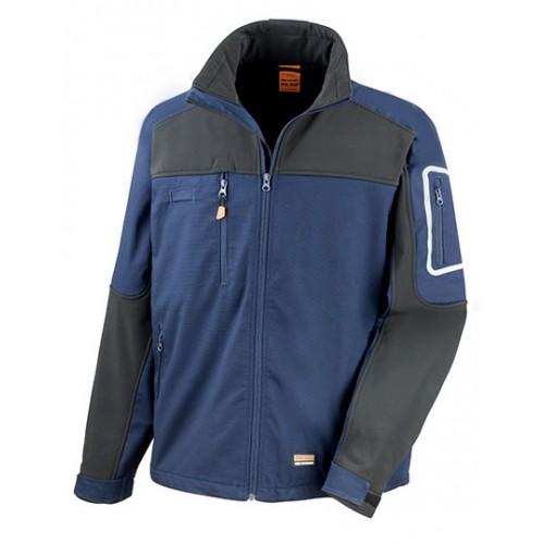 Sabre Stretch pracovní bunda - modrá
