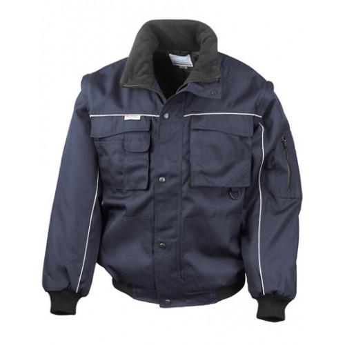 Pracovní bunda Heavy Duty - Námořní modř