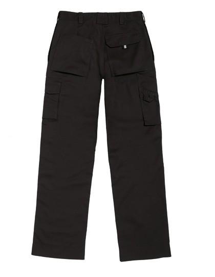 Pracovní kalhoty Universal Pro - Černé 4606cc11f7