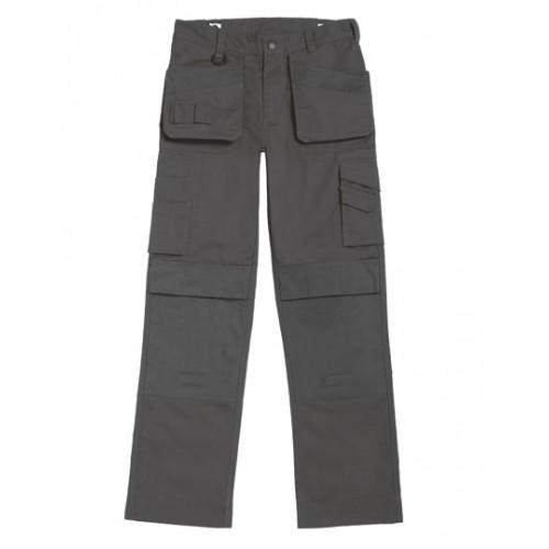 Pracovní kalhoty Performance Pro - Šedé