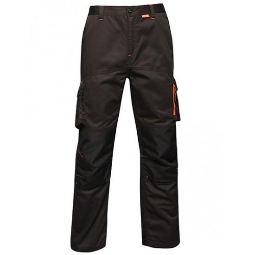 Pracovní kalhoty Heroic Worker - černé