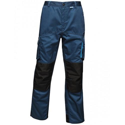Pracovní kalhoty Heroic Worker - Modré