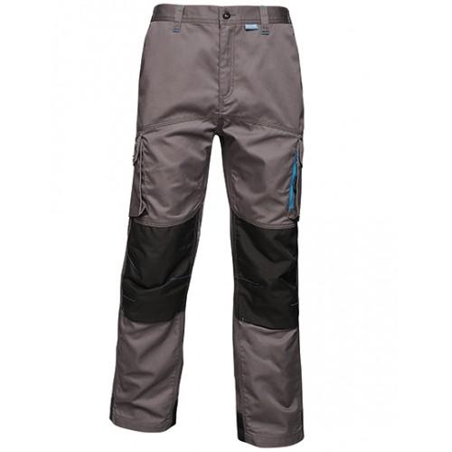 Pracovní kalhoty Heroic Worker - Šedé
