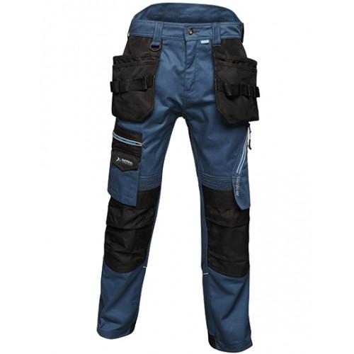 Pracovní kalhoty Execute Holster - Modré