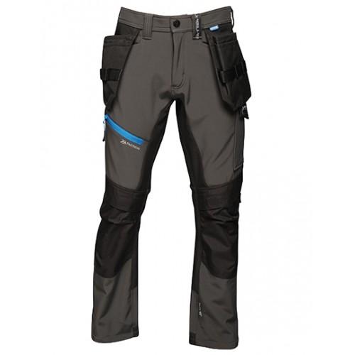 Pracovní softshell kalhoty 368