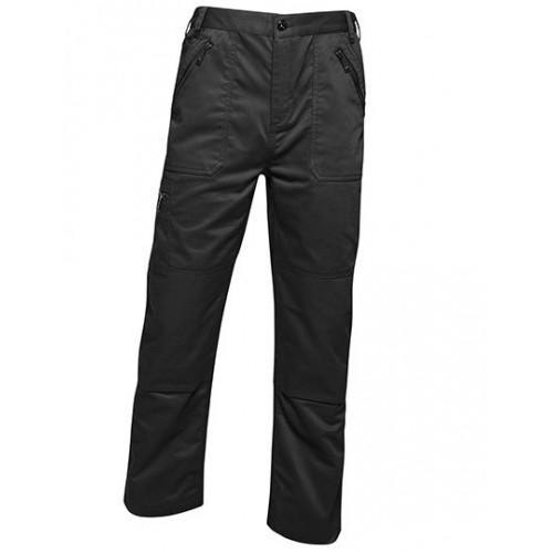 Odolné kalhoty Pro Action - Černé