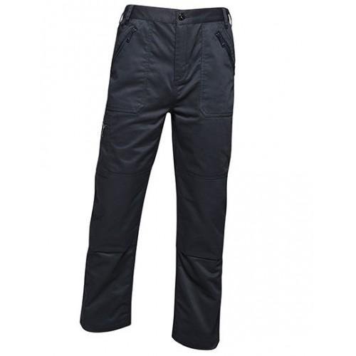 Odolné kalhoty Pro Action - Modré