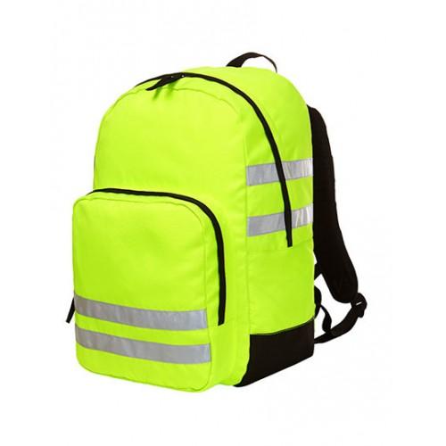 Reflexní školní batoh