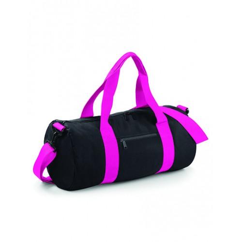 Barel taška BB - černá/černá