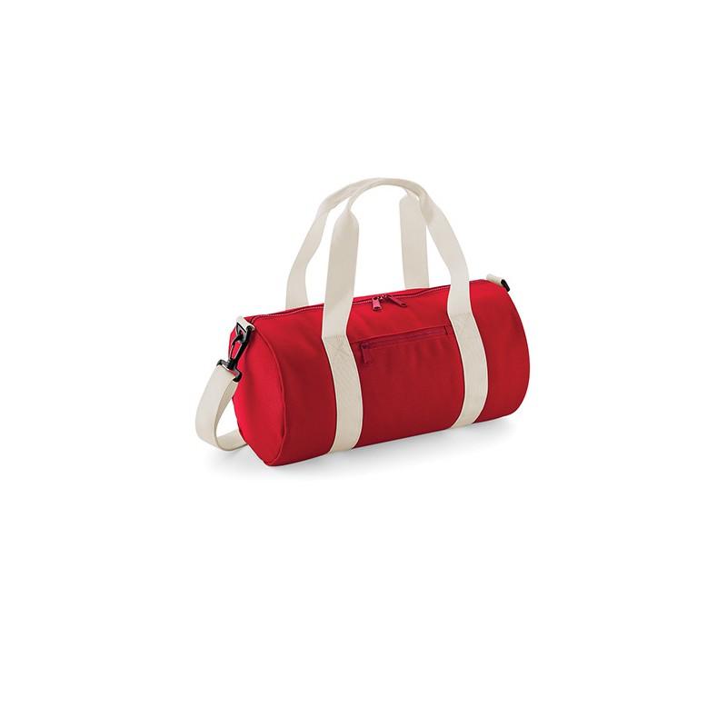 Barel taška miniBB - máta zelená/růžová/bílábílá