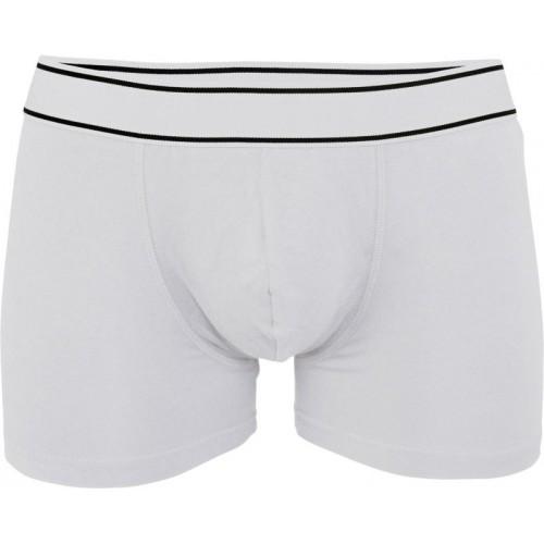 Pánské boxerky Kariban - Bílá