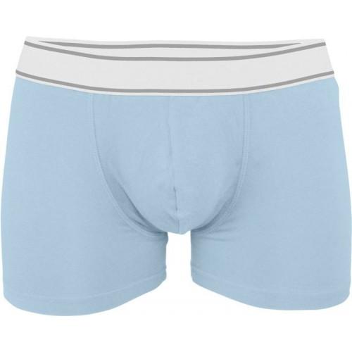 Pánské boxerky Kariban - Nebe modrá