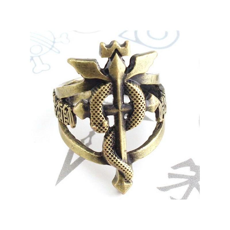 Fullmetal Alchemist prsten
