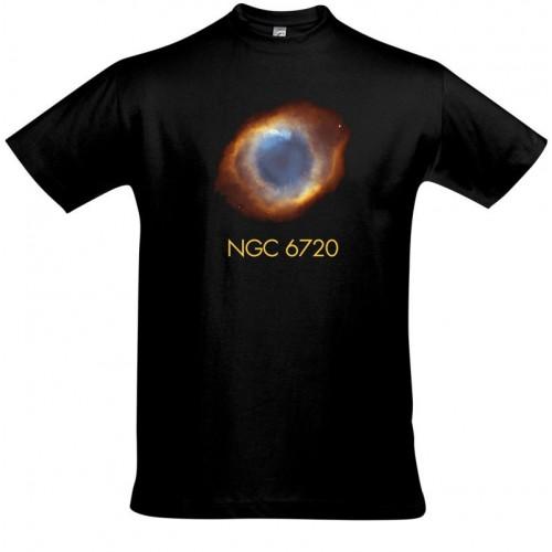 Prstencová mlhovina NGC 6720 - Geek Tričko