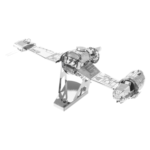 Kylo Ren's TIE Silencer - Star Wars 3D skládačka