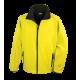 Pánská Softshell Nebrask - žlutá