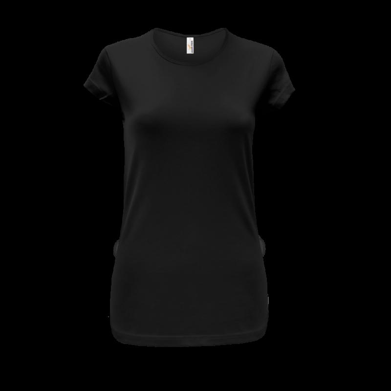 Tričko dámské AF CA - Černá