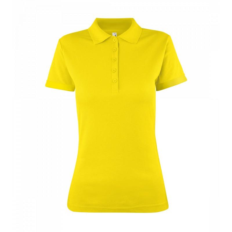 Polokošile dámská IN AF - Žlutá