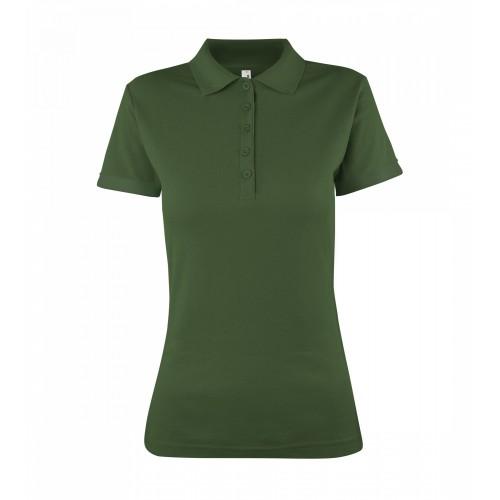 Polokošile dámská IN AF - Džungle zelená