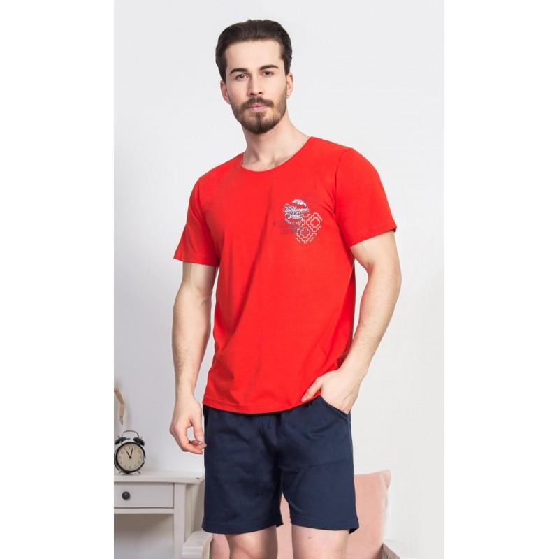 Pánské pyžamo šortky Adam