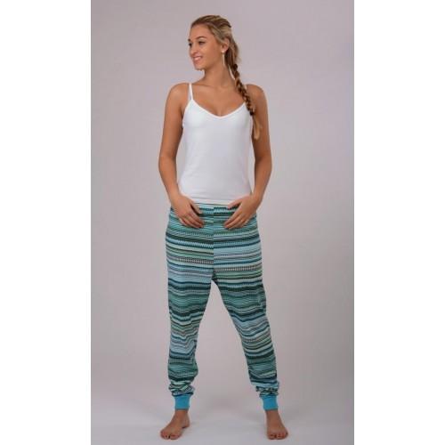 Dámské pyžamové kalhoty Věra