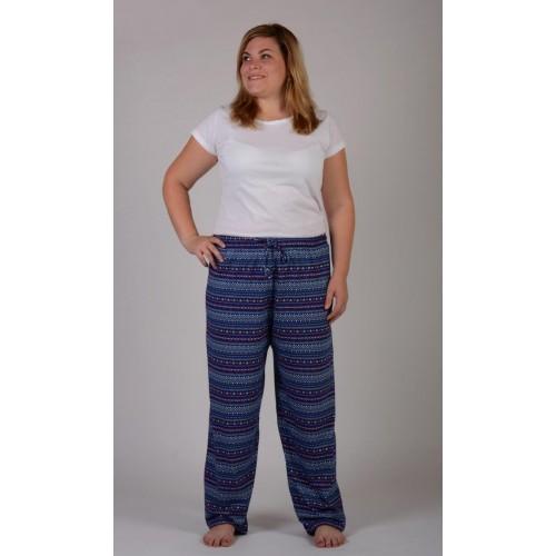Dámské pyžamové kalhoty Karla