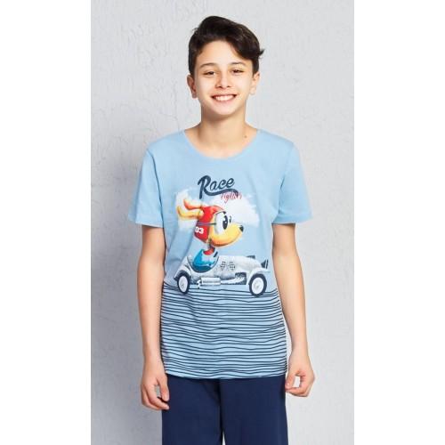 Dětské pyžamo kapri Závodník