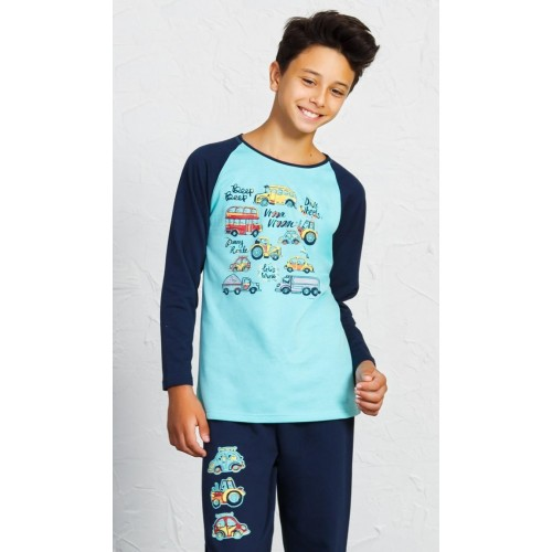 Dětské pyžamo dlouhé Jakub