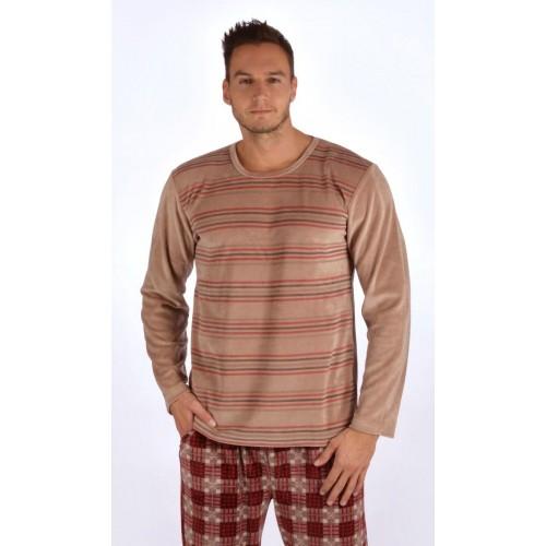 Pánské pyžamo dlouhé Tomáš