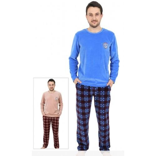 Pánské pyžamo dlouhé Marek