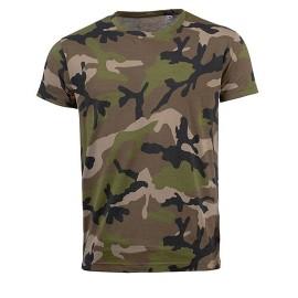 Vojenská trička